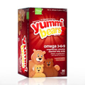 Yummi Bears Vegetarian Omega 3.6.9 Vitamins & Supplements