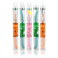 Personal Care Jr. Toothbrushes Assorted Colors -