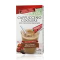 Cappuccino Coolers Hazelnut Flavor -