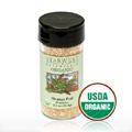 Organic Orange Peel Granules Jar -