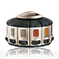 Select A Spice Carousel, Satin -