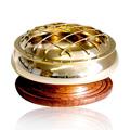 Brass Censer W/Scrn -