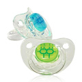 Stage 1 Clear Pacifiers -