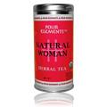 Natural Woman Herbal Tea Tin -