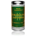 Fortifying Infusion Tea Blend Herbal Tea Tin -