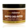 Rainforest Spice Whipped Butter -