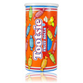 Tootsie Fruit Rolls Bank w/Bite Size Midgees -