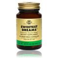 Sweetest Dreams, Supplying L-Theanine and Melatonin -