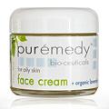 Face Cream Oily with Arganine -