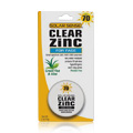 Clear Zinc SPF 70 Cream for Face -
