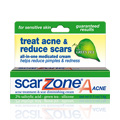 Scar Zone A Acne with Green Tea -