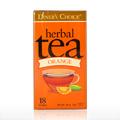 Orange Herbal Tea -