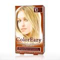 ColorEazy Permanent Cream Hair Color 10 Lightest Blonde -