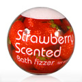 Bath Fizzer Strawberry -
