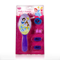 Disney Princess Royal Glitter Ball Brush & Accessories -