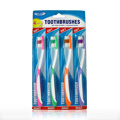 Adult Soft Nylon Brittle Toothbrushes -