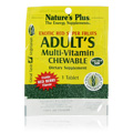 Adult's Multi Vitamin Chewable Exotic Red Super Fruit -