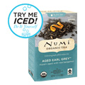 Aged Earl Grey Pu-erh Tea Ready to Drink Iced Tea -