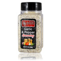 Garlic & Pepper Seasoning -