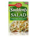 Suddenly Pasta Salad Creamy Italian -