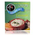 Onion Soup Dip & Entrees Mix -