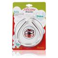 Silicon Ion Bracelet White -