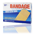 Bandage With Non Stick Pad -