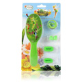 Disney Fairies Green Brush & Accessories -