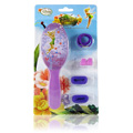 Disney Fairies Purple Brush & Accessories -