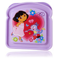 Dora The Explorer Bread Shaped Container -