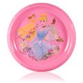 Disney Princess Round Plate -