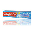 MaxFresh w/ Mini Breath Strips Whitening Toothpaste Cool Mint -