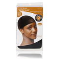 Stocking Wig Cap Black -