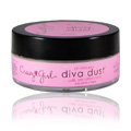 Crazy Girl Wanna Be Sparkling Diva Dust Silver Vixen -