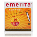 Organic Cotton Multipack Tampons -
