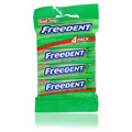 Freedent Peppermint Gum -