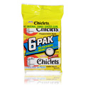Chicklets Peppermint -