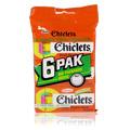 Chicklets Fruit Flavor -