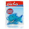 Reusable Cold Pack Shark -