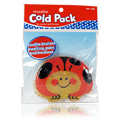 Reusable Cold Pack Ladybug -