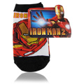 Iron Man Boys Sock -