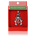 Holiday Ornament Santa -