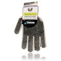 String Knit Gloves Large -