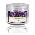 Lilac Candle -