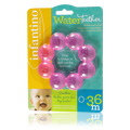 Water Teether Pink -