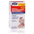 Children's Decongestant Nose Drops -