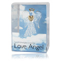 Love Angel Gold Heart -