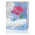 Glass Flower Red -