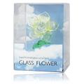 Glass Flower Yellow -