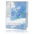 Glass Flower Blue -